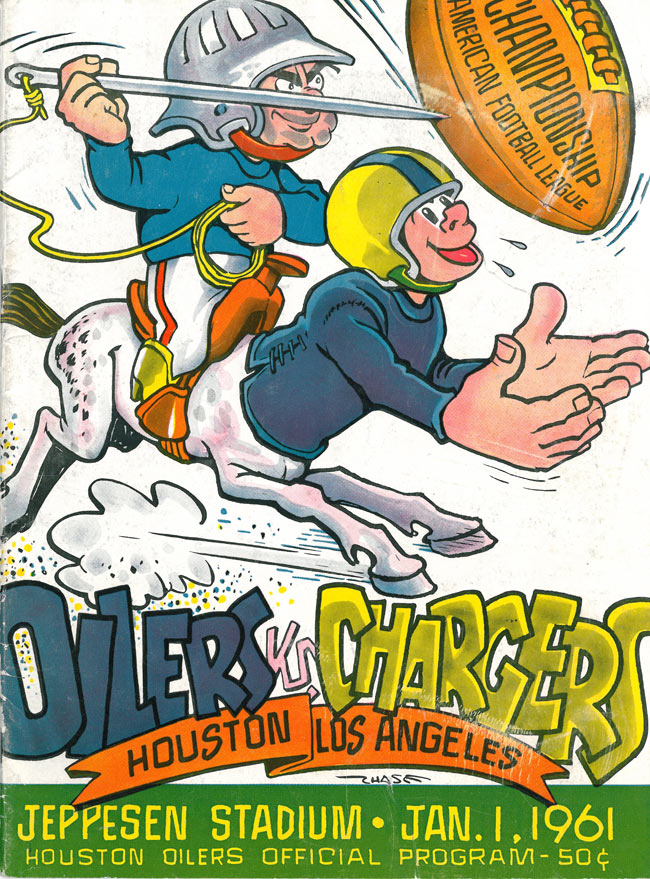 1960 Los Angeles Chargers Season
