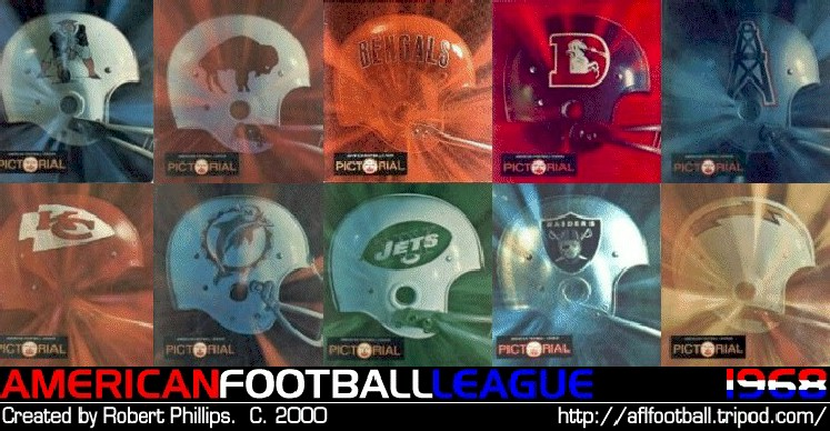 American Football League Teams Los Angeles San Diego