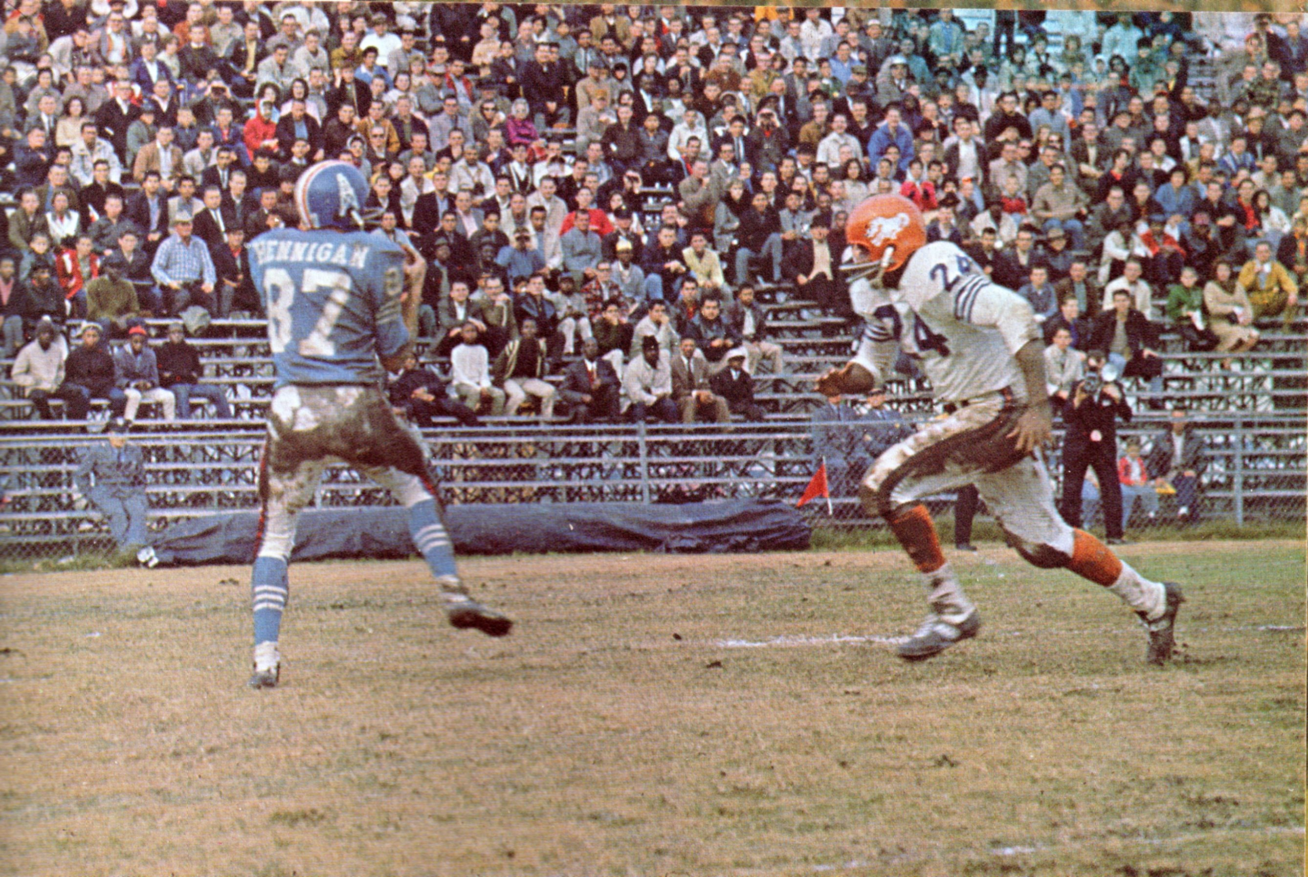 Houston Oilers Afl Players