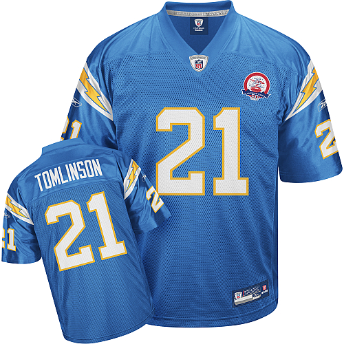 San Diego Chargers Basketball Jersey: American Football League Throwbacks