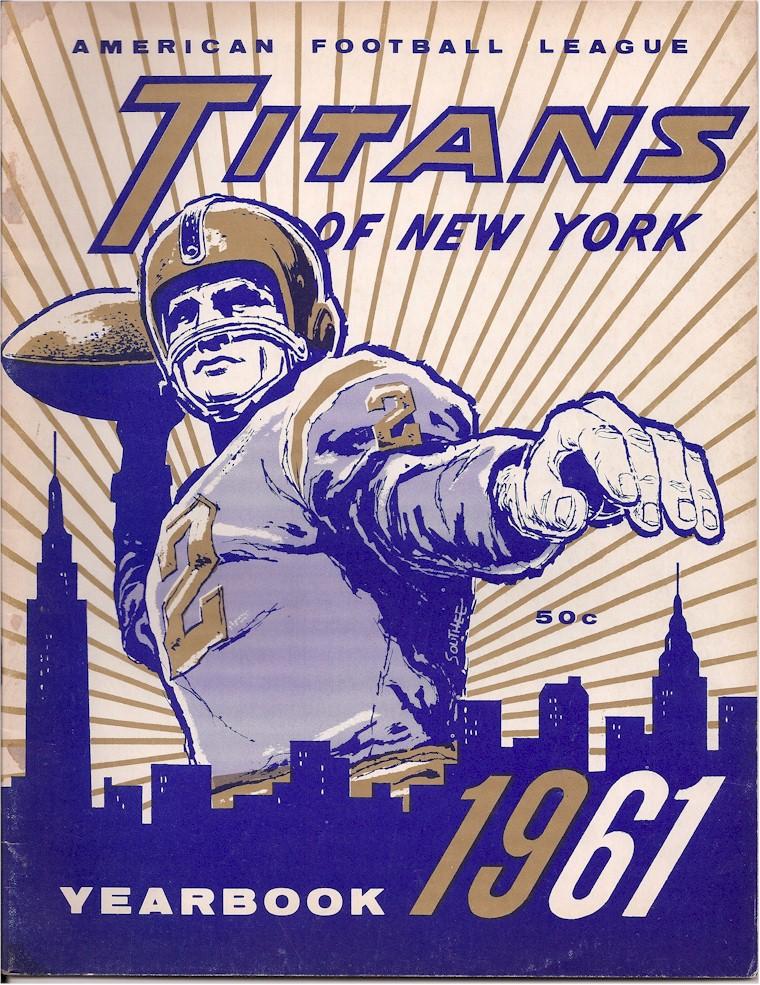 Ny Titans And Jets
