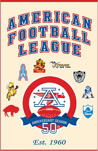 American Football League Throwbacks